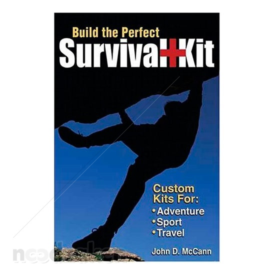 How To Make A Book Kit : Build the perfect survival kit a book by john mccann