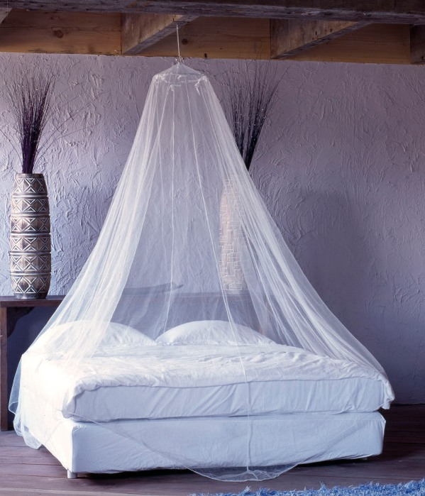 Care Plus Impregnated Bell Shape Mosquito Net