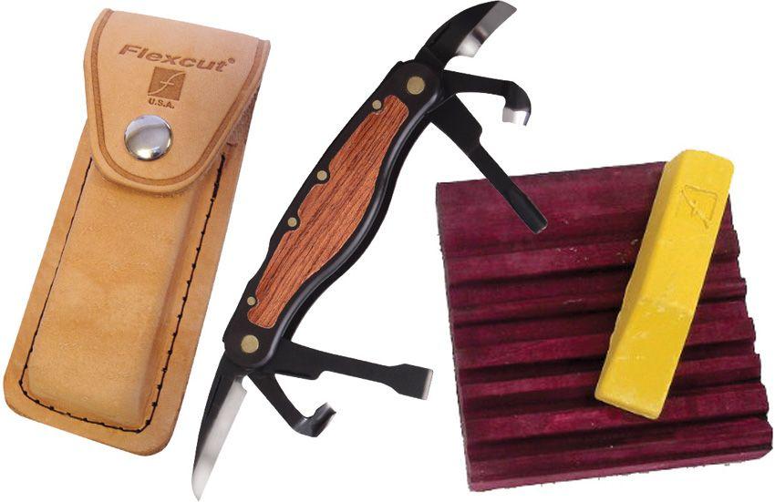 Flexcut carvin jack knife great pocket carving tool