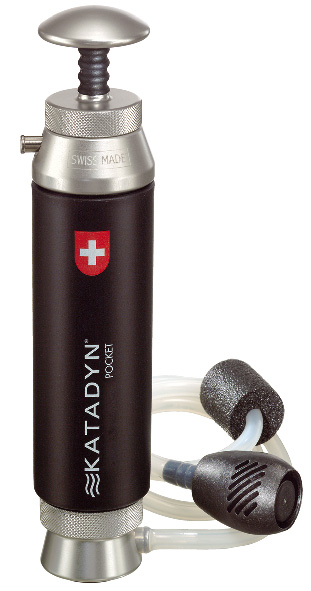 Katadyn Pocket Ceramic Water Filter