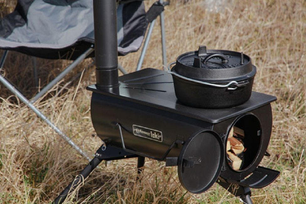 petromax loki camping stove and tent oven. Black Bedroom Furniture Sets. Home Design Ideas