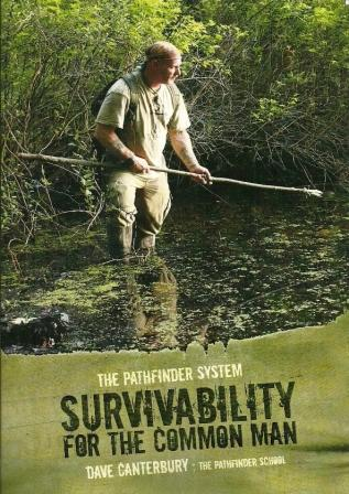 Survivability for the Common Man by Dave Canterbury - DVD A Common Man Dvd