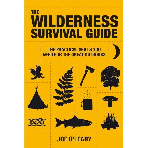 Wilderness survival guide food show