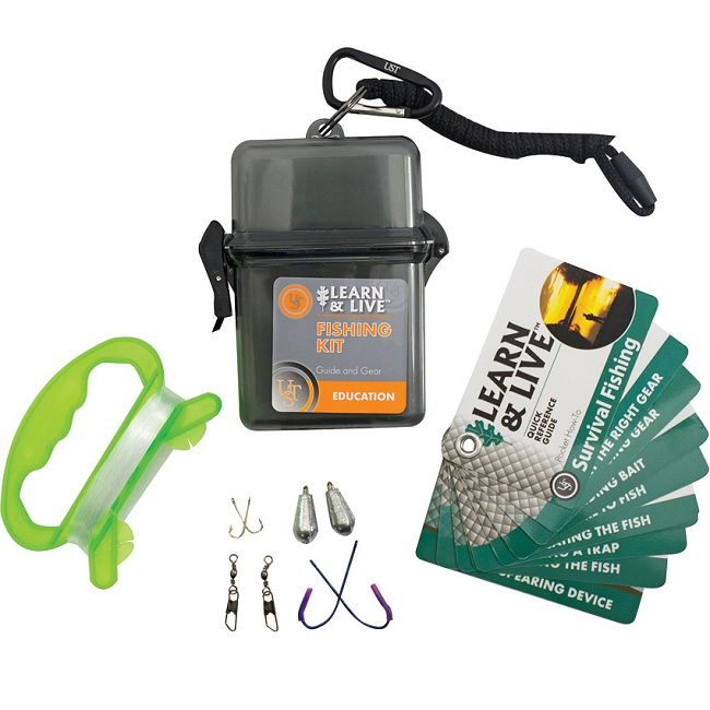Ust survival fishing kit for Survival fishing kit