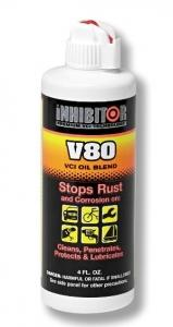V80 VCI Corrosion Inhibitor Oil - 4oz Squeeze Bottle