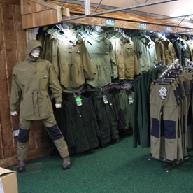 The Bushcraft Store High Street Store