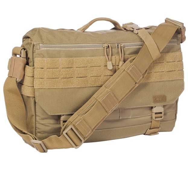511 Rush Delivery Lima Messenger Bag - Choice of Colours