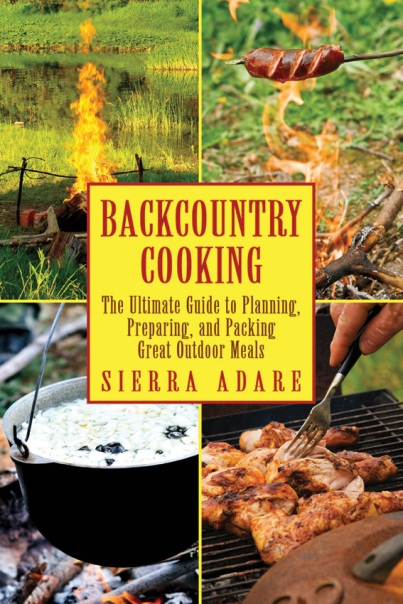 Back Country Cooking Book