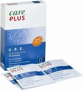 Care Plus O.R.S Electrolyte - 10 Sachet Pack