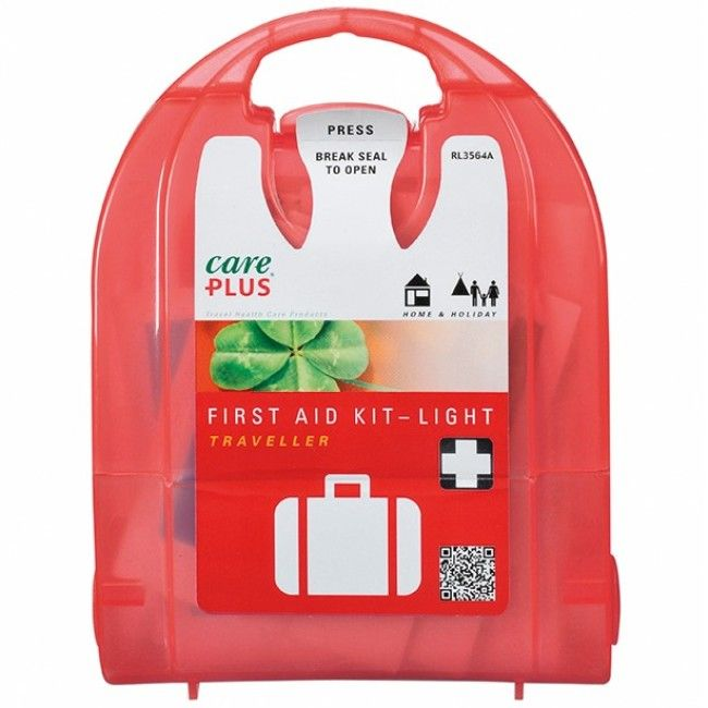 Care Plus Personal First Aid Kit - Light Traveller