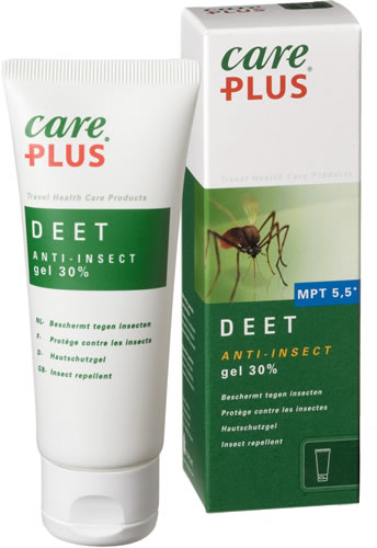 CarePlus Deet Insect Repellent - 30% - 80ml Gel