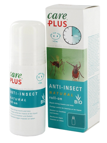 CarePlus Natural Insect Repellent - 50ml Roll On
