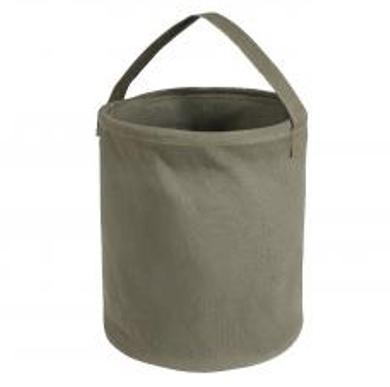 Collapsible Canvas Water Bucket - 20 Litre
