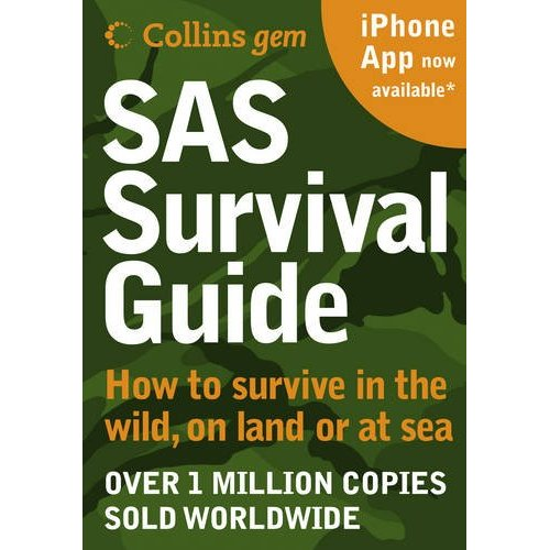 Collins Gem Book - SAS Survival Guide