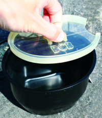 Crusader Cup Lid - Reduces boil time with Crusader Kit