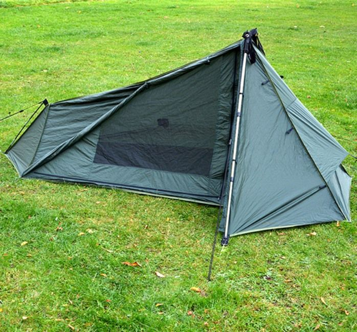 & DD SuperLight Tarp Tent