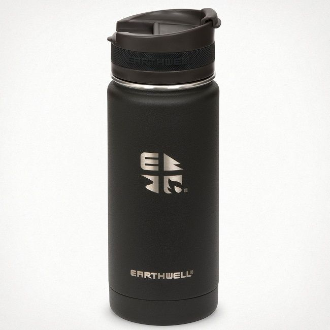 Earthwell Roaster Bottle - A brilliant Coffee/Tea cup