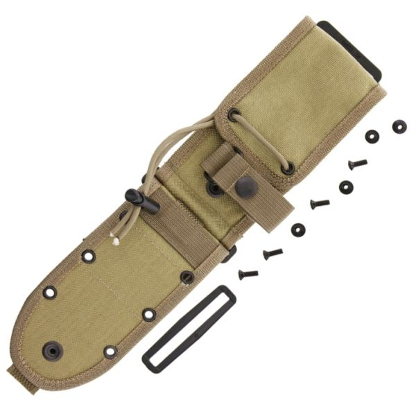 ESEE MOLLE Back Panel for the Model 5, 6 or Laser Strike