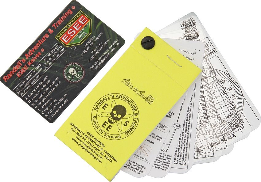 ESEE - Rite in the Rain Navigation Cards