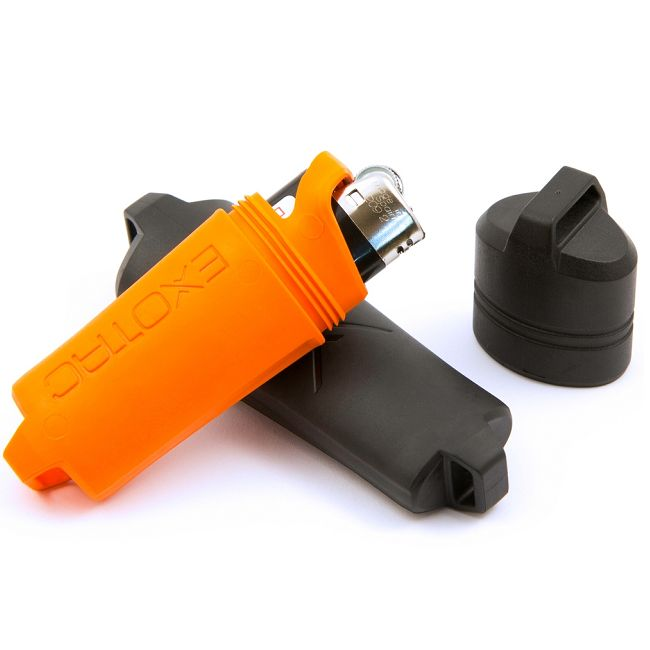 Exotac FireSleeve - Waterproof your lighter