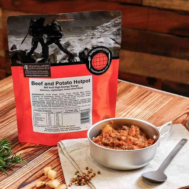 Expedition Foods Freeze Dried Rations - Main Meal - 800cal