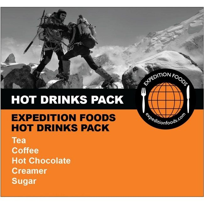 Expedition Foods Hot Drink Pack