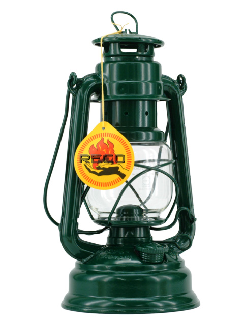 Feuerhand Storm Lantern - Green - The original German Lantern and the best.