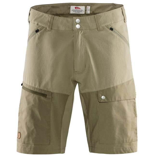 Fjallraven Abisko Midsummer Shorts - Savanna/Light Olive