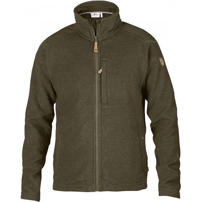 Fjallraven Buck Fleece - Dark Olive