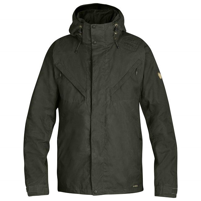 Fjallraven Drev Jacket - Deep Forest