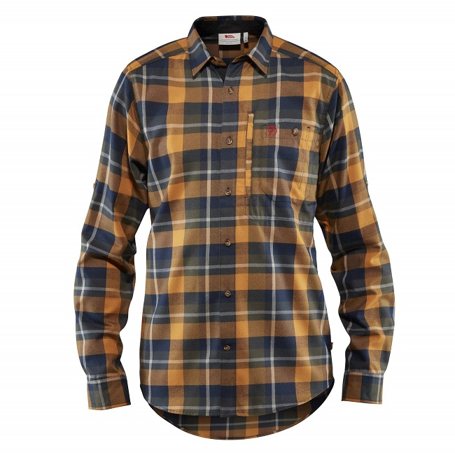 Fjallraven Fjallglim Shirt - Deep Forest