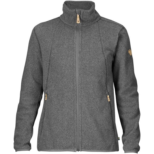 Fjallraven Stina Fleece W - Dark Grey