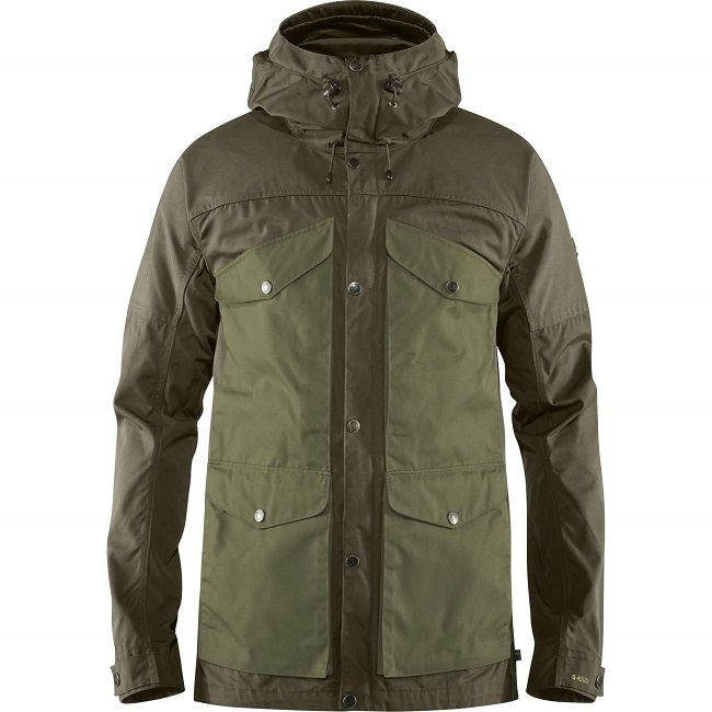 Fjallraven Vidda Pro  Jacket - Deep Forest/Laurel