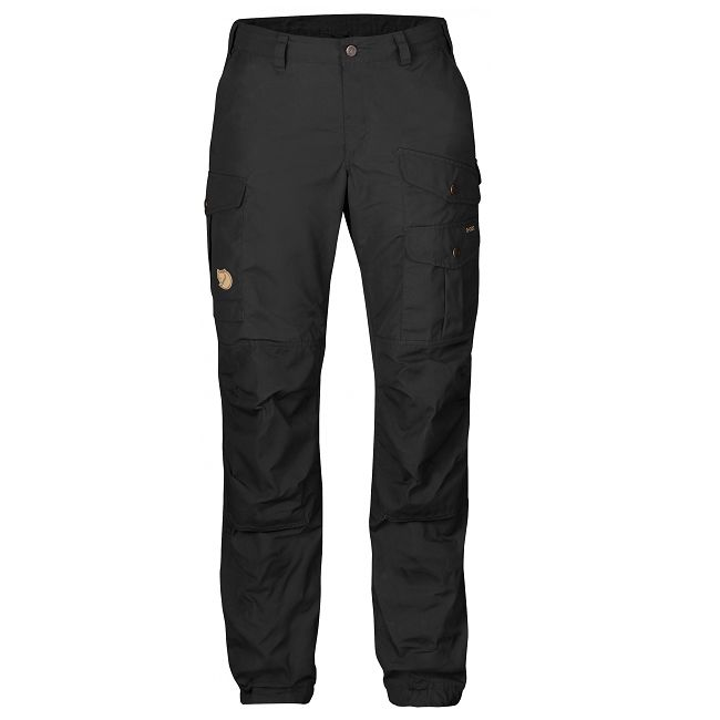 Fjallraven Vidda Pro Trousers  W - Black