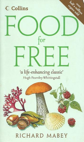 food for free a book by richard mabey