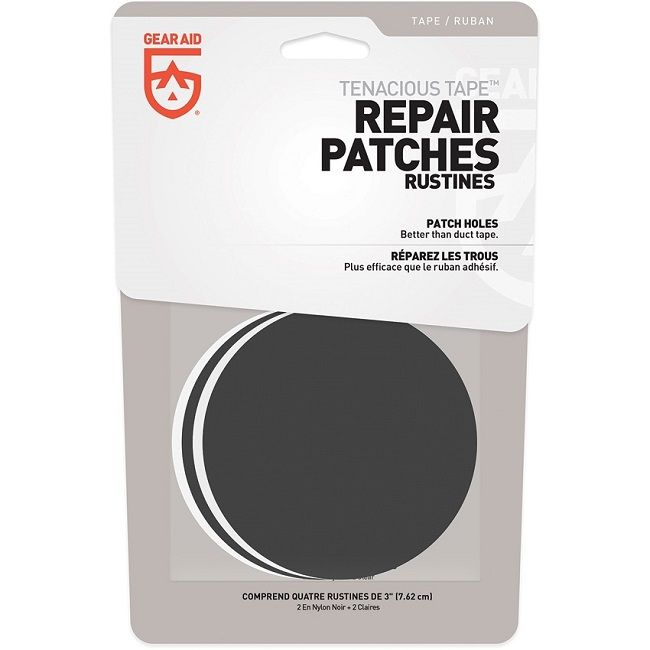 Gear Aid Tenacious Tape Flex Repair Patches