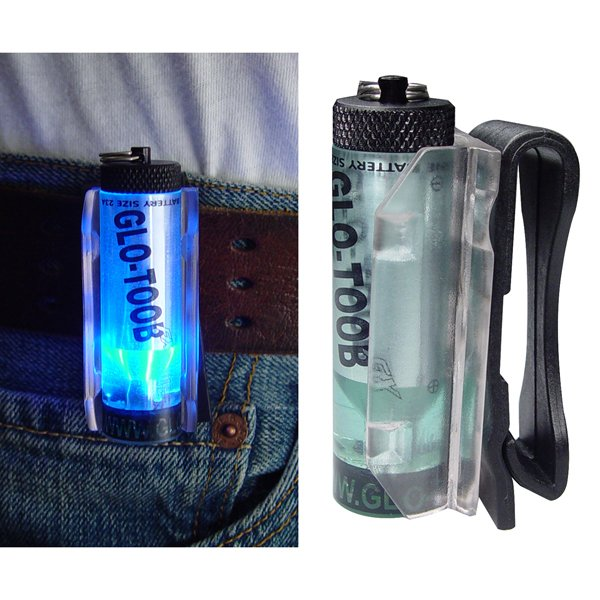 Glo-Toob Multi Purpose Clip - Perfect for your belt or rucksack