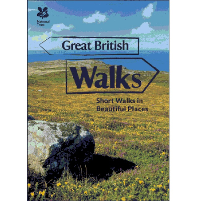 Great British Walks - A book by the National Trust