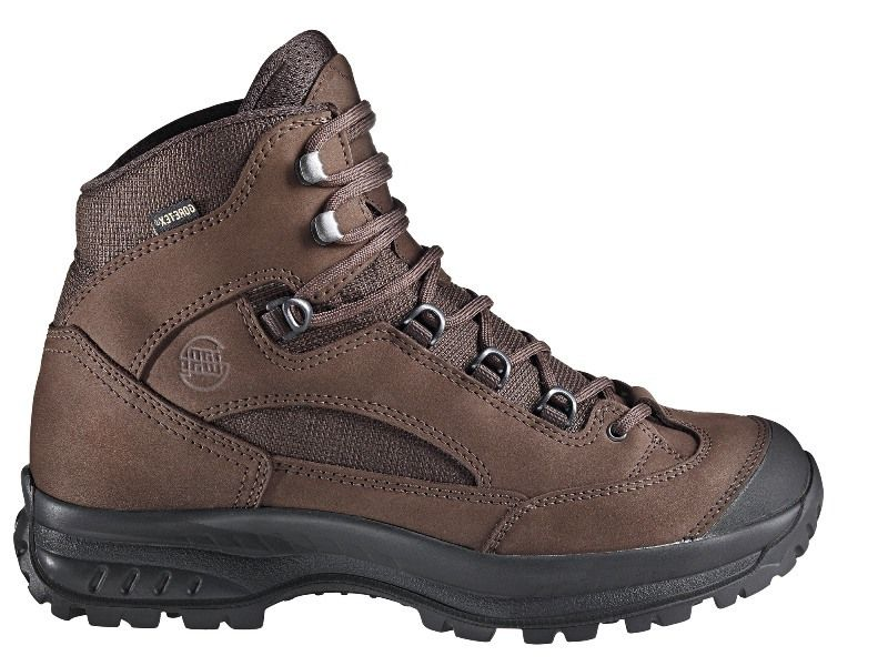 Hanwag Banks II GTX Boots - Brilliant European made Quality - Brown
