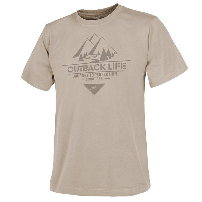 Helikon Cotton T-Shirt - Outback Life