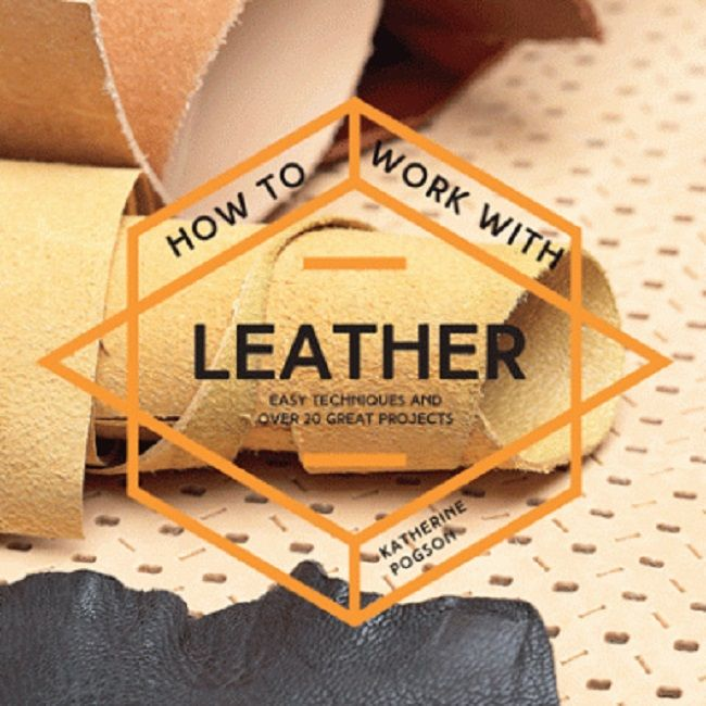 How To Work With Leather Book