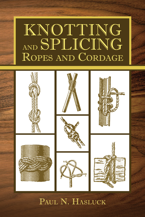 Knotting and Splicing Book