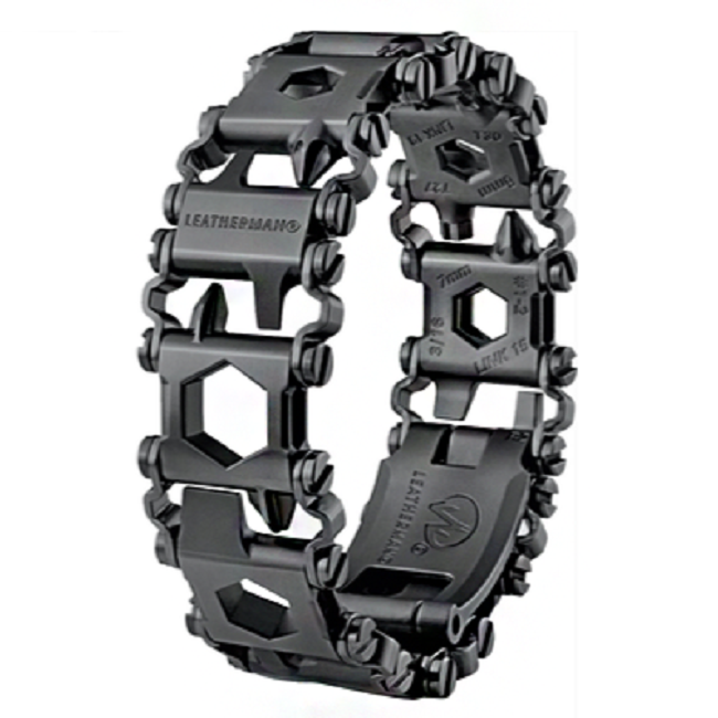 Leatherman Tread LT Wearable Multitool - Black