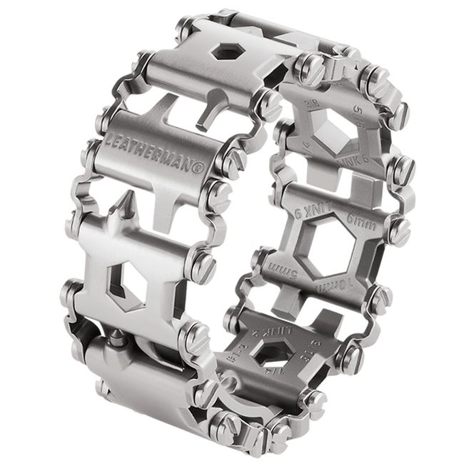 Leatherman Tread Wearable Multitool - Stainless