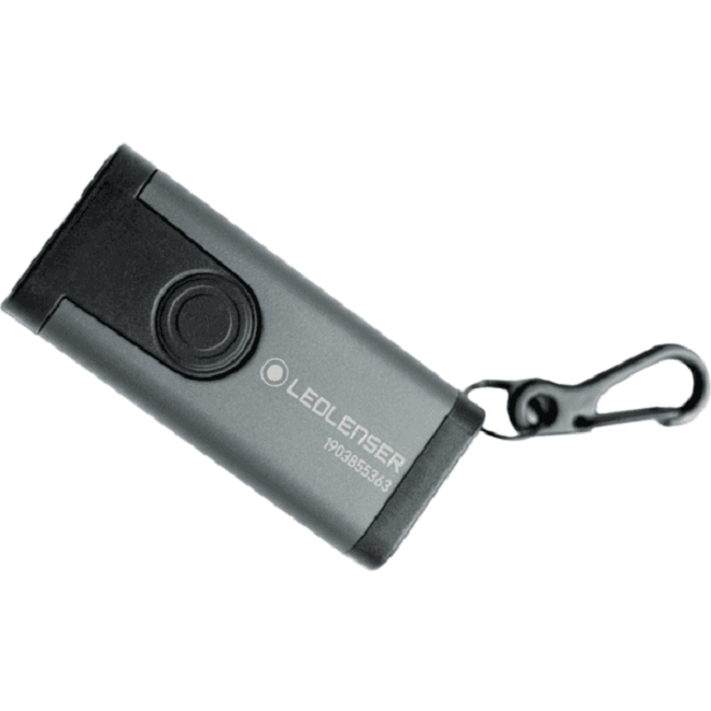 LED Lenser K4R Rechargeable Key Ring Torch