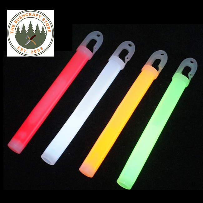Lumica Military Issue Safety Light Sticks - 10 Mixed