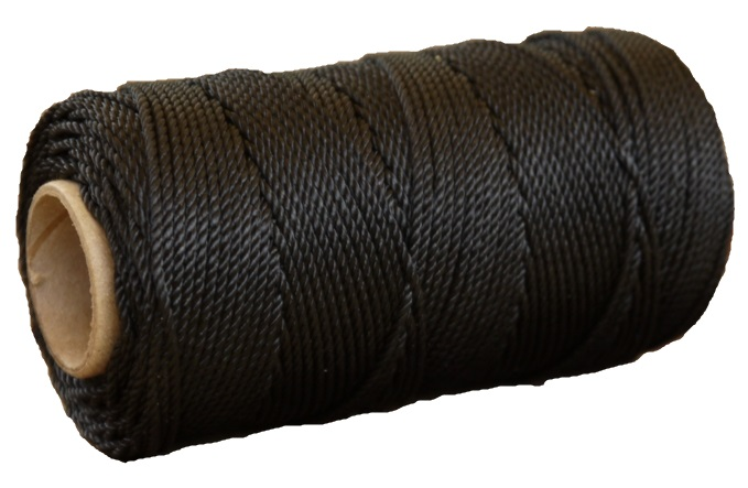 Mariner Tarred Twisted Nylon Twine - Bank Line