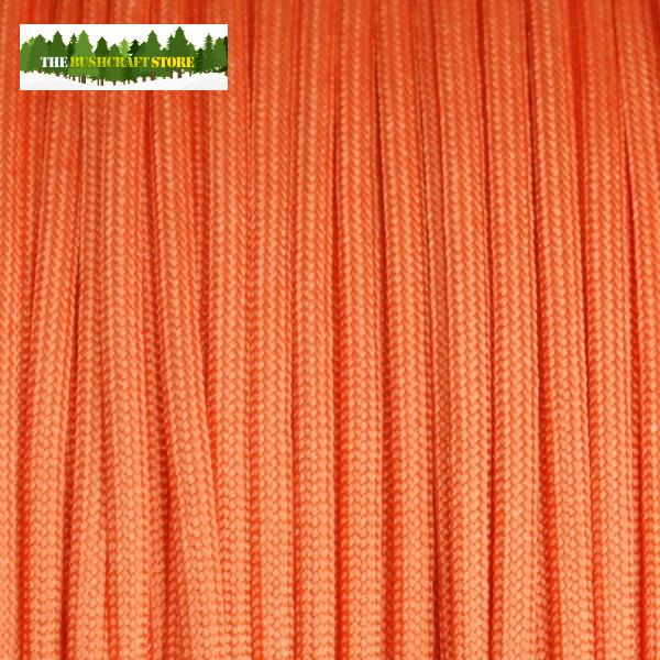 MIL-C-5040 Military Issue 550 Paracord - Safety Orange