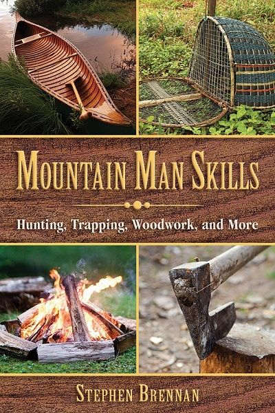 Mountain Man Skills Book