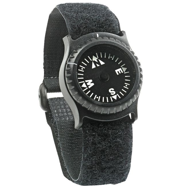 nDur Wristband Compass with Strap